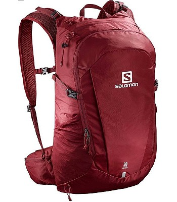 f448b2208c batoh Salomon Trailblazer 30 - Biking Red Ebony - batohy-online.cz