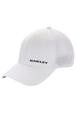 77de2ace0 šiltovka Oakley Silicon Bark Trucker 4.0 - White