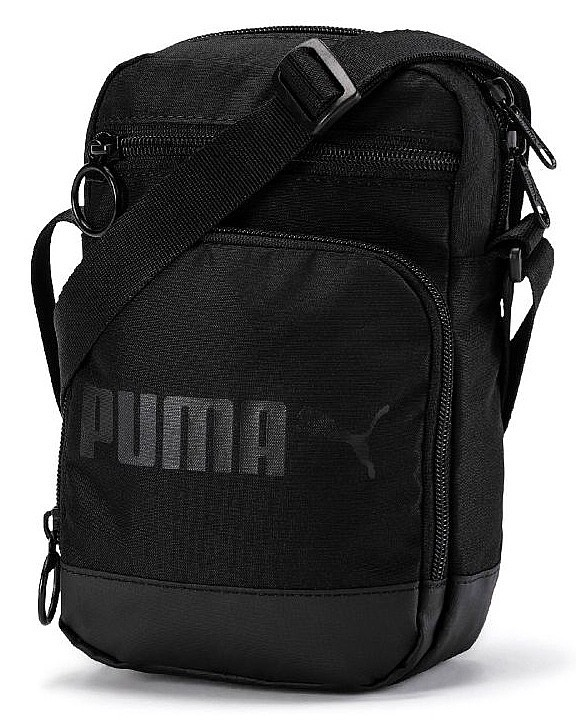 bag Puma Campus Portable Woven - Puma Black - snowboard ...
