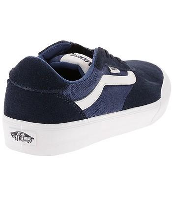8d14b569c0c shoes Vans Palomar - Suede Canvas Dress Blues Navy - men´s ...