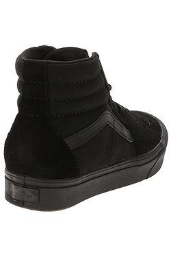 ... boty Vans ComfyCush Sk8-Hi - Classic Black Black a349538558