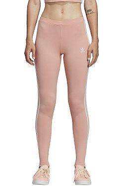 061292819f legíny adidas Originals 3 Stripes Tight - Dusty Pink ...