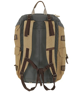 ca1b33943e7fd backpack Burton Annex - Kelp Coated Ripstop - men´s. In stock ‐ by at your  home