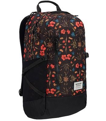 f152793905 backpack Burton Prospect - Black Fresh Pressed Print - blackcomb-shop.eu