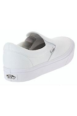 0880271bfed ... boty Vans ComfyCush Slip-On - Classic True White True White