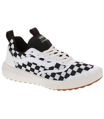 shoes Vans UltraRange Rapidweld - Checkerboard Marshmallow Black ... 924eeffcf