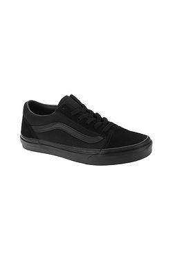 c32b80991 detské topánky Vans Old Skool - Black/Black