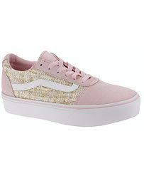 boty Vans Ward Platform - Tweed Chalk Pink 7f0d15b99e