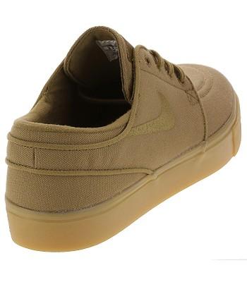 proporcionar una gran selección de brillo encantador ventas al por mayor shoes Nike SB Zoom Stefan Janoski Canvas - Golden Beige/Golden ...