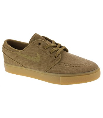 4ea56040ea35e shoes Nike SB Zoom Stefan Janoski Canvas - Golden Beige Golden Beige Gum  Yellow - men´s - snowboard-online.eu