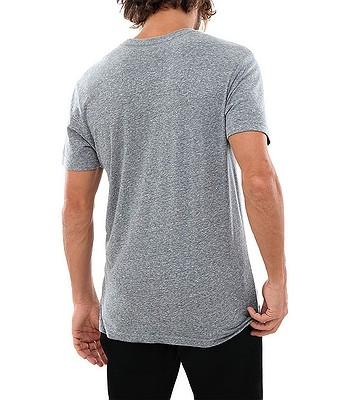 1a64d398ab34d3 T-Shirt Vans Classic Heather - Dress Blues White - men´s - blackcomb ...