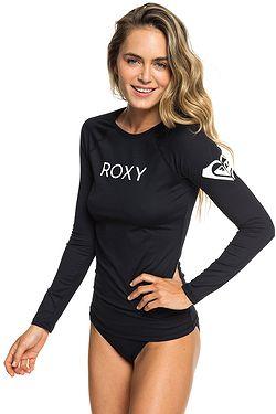 tričko Roxy Surf Lycra LS - KVJ0 Anthracite ed4e6f81e5