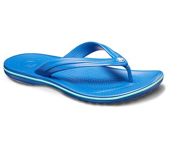 žabky Crocs Crocband Flip - Blue Jean/Pool