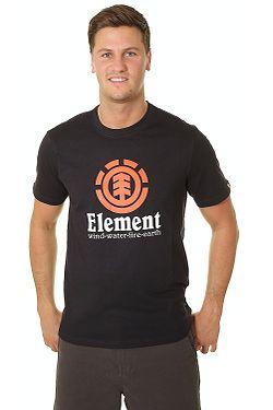 3f0ac311b7a3 tričko Element Vertical - Eclipse Navy ...