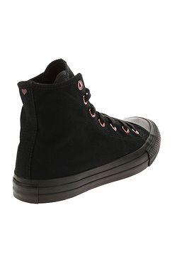 ... boty Converse Chuck Taylor All Star Hi - 163286 Black Rhubarb Black f996484d071