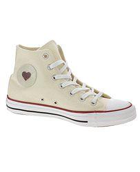7f95bc2d315f topánky Converse Chuck Taylor All Star Hi - 163304 Natural White Garnet