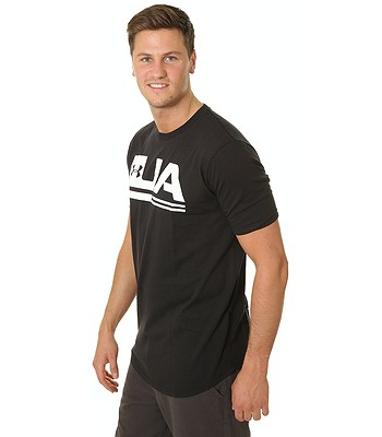 98ef683be ... Under Armour Sportstyle Drop Hem - 001/Black - men´s. In stock ‐ by at  your home -20%