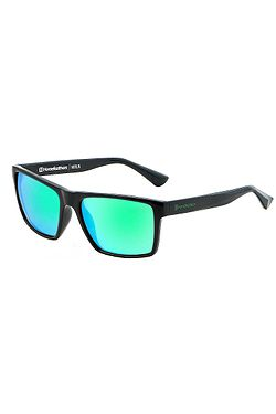 glasses Horsefeathers Merlin - Gloss Black/Mirror Green/Polarized
