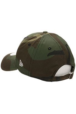 3c2434010 ... šiltovka New Era 9FO Essential - Woodland Camo/White