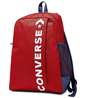 42d9c6ba7a20b6 backpack Converse Speed 2.0 10008286 - A02 Enamel Red Navy Black -  snowboard-online.eu