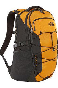 499497077 batoh The North Face Borealis 28 - Zinnia Orange/Asphalt Gray