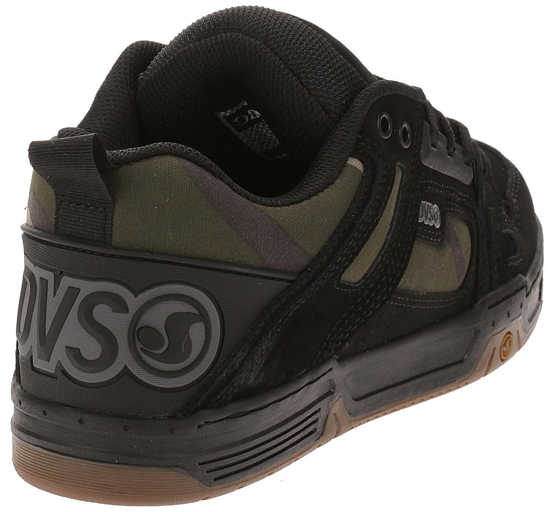 shoes DVS Comanche - Black/Camo/Nubuck