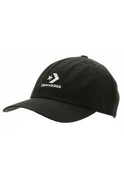 e250bb64b šiltovka Converse Lock Up Baseball/10008477 - A01/Converse Black/White
