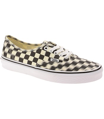 Sofisticado fingir artículo  shoes Vans Authentic - Blur Check/Black/Classic White - blackcomb-shop.eu
