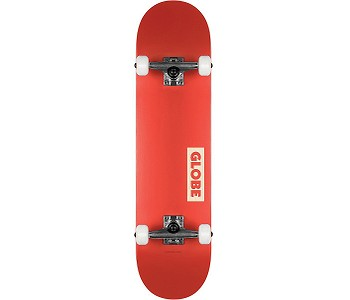 skateboard Globe Goodstock Complete - Red