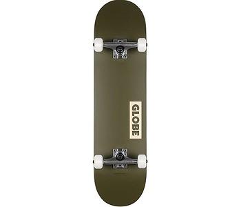 skateboard Globe Goodstock Complete - Fatigue Green