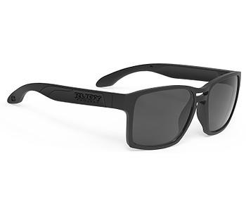 brýle Rudy Project Spinair 57 - Matte Black/Polar 3FX Gray Laser