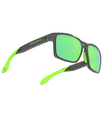 16ca5d4c2 okuliare Rudy Project Spinair 57 - Crystal Graphite/Polar 3FX HDR Multilaser  Green. Na sklade Doprava zadarmo