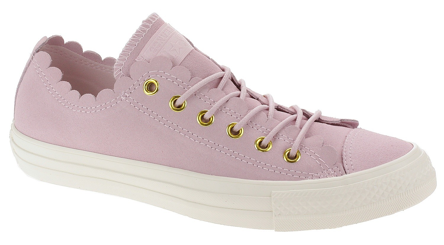 shoes Converse Chuck Taylor All Star Frilly Thrills OX