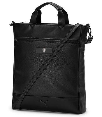 a02609262 taška Puma Scuderia Ferrari Shopper - Puma Black | blackcomb.sk