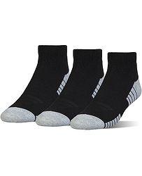 c3584c819 ponožky Under Armour HeatGear Low Cut 3 Pack - 001/Black