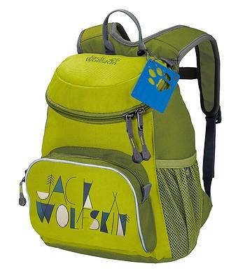 59f83e92b9 batoh Jack Wolfskin Little Joe - Green Lime - batohy-online.cz