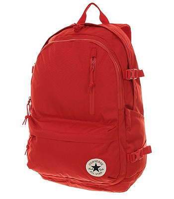 d614376f3198a6 backpack Converse Full Ride 10007784 - A03 Enamel Red Pomegranate Red -  blackcomb-shop.eu