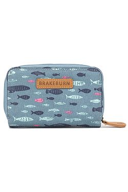 39126225b9 peněženka Brakeburn Fish - Blue