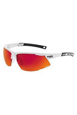 ff67ce98a okuliare R2 Racer - AT063U/Shiny White/Smoke/Red Black Revo