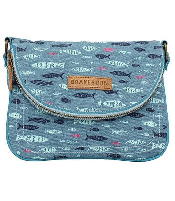 677cd602f7 taška Brakeburn Fish Roo Pouch - Blue