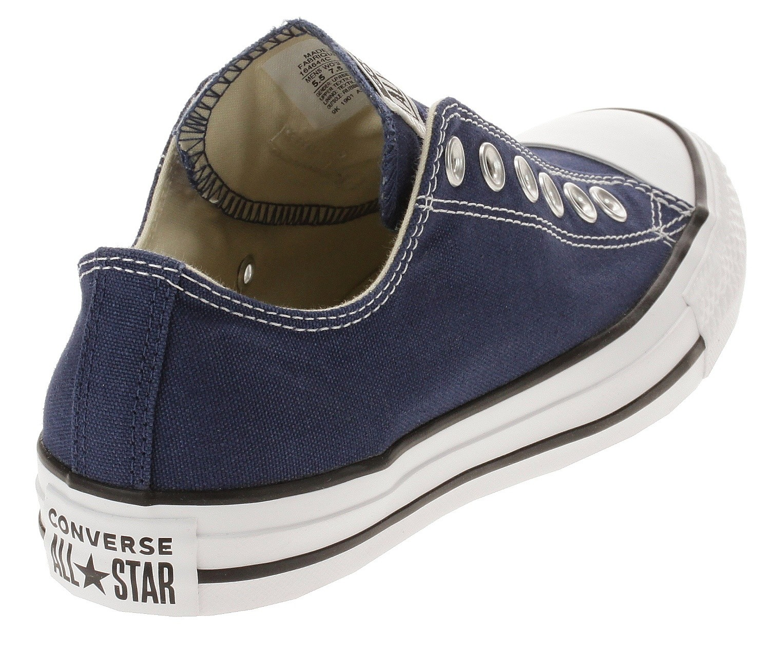 shoes Converse Chuck Taylor All Star Slip OX 164644Navy