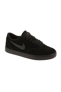 5c27b87ae8da2 detské topánky Nike SB Check Suede GS - Black/Black/Anthracite