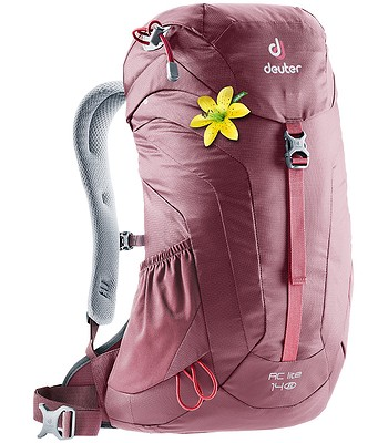 970827fa4 backpack Deuter AC Lite 14 SL - Maron - women´s - snowboard-online.eu