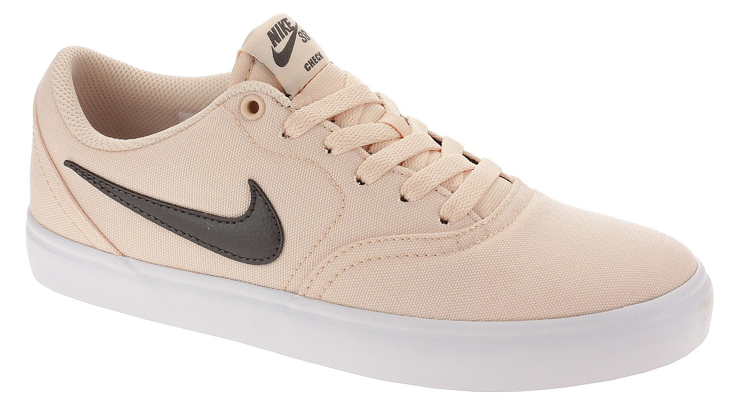 Nike SB Check Solar Shoes women (white washed coral)