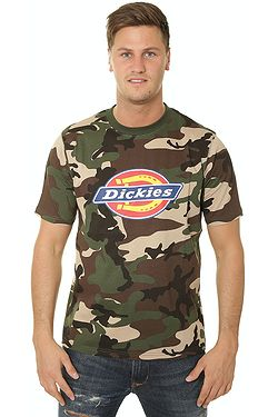 ebd9057bb7ac tričko Dickies Horseshoe - Camouflage ...