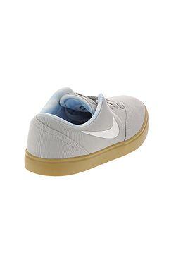 ca48621c6c60a ... detské topánky Nike SB Check Premium Print GS - Wolf Gray/White/Gum  Light