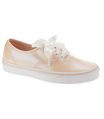 4420bb47bf boty Vans Authentic - Pearl Suede Spanish Villa True White ...