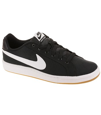 0c7399380 boty Nike Court Royale Canvas - Black/White/Gum Light Brown | Blackcomb.cz
