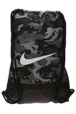 7de84644f4 sac Nike Brasilia Gymsack AOP 1 - 021/Dark Gray/Black/White ...