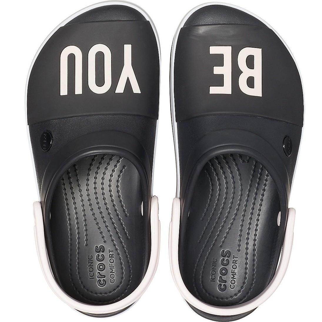 shoes Crocs Crocband Platform Bold